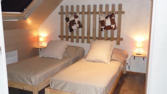 description chambres chambres d 39 h tes la ferme teurth ville bocage eliane hervieu manche cotentin. Black Bedroom Furniture Sets. Home Design Ideas